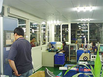 Photo of WLK Oil Seals Manufacturer production workshop