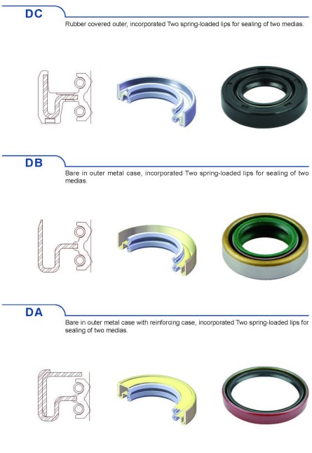WLK Oil Seals DC,DB,DA